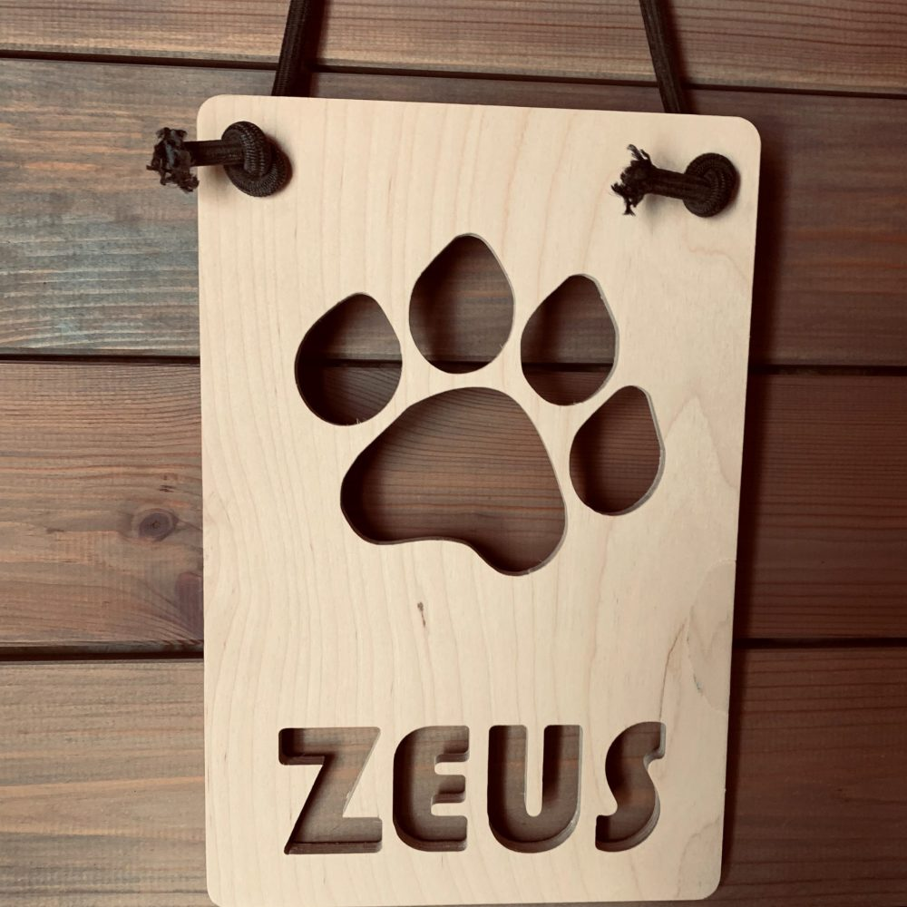 psia menovka pes drievko drevotovary