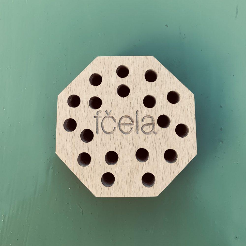 Hotel pre včely - FCELA - drevotovary