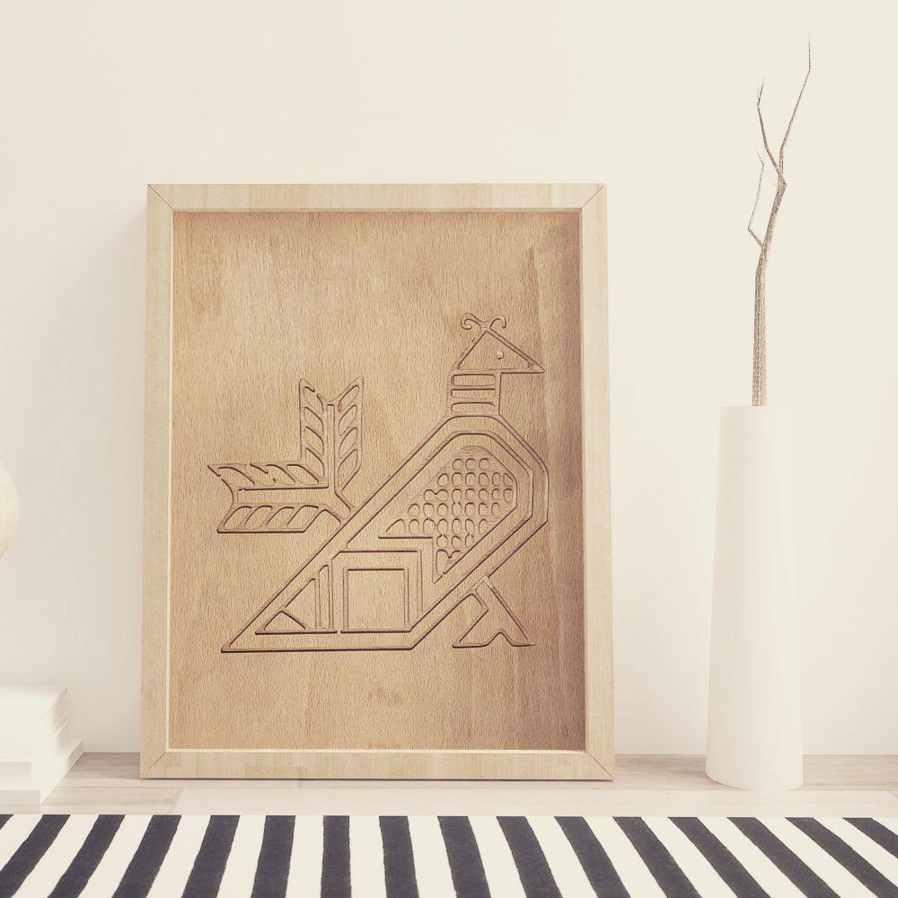 originalne darceky cicmany darcek slovenske ludove vzory moderne drevotovary